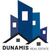 Dunamis Property Logo Transparent Black Text 200x200