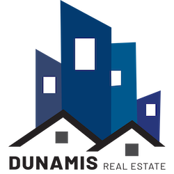 Dunamis Property Logo Transparent Black Text 250x250