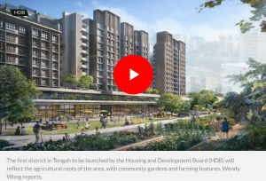 Farm features to be part of first HDB homes in new Tengah town