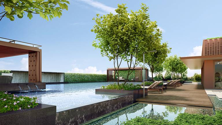 Read more about the article ENJOY RESORT-LIKE COMFORTS AND MODERN PRESTIGE AT ONE BERNAM